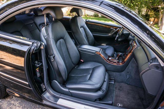2002 Mercedes-Benz CL500 Reseda, CA 29