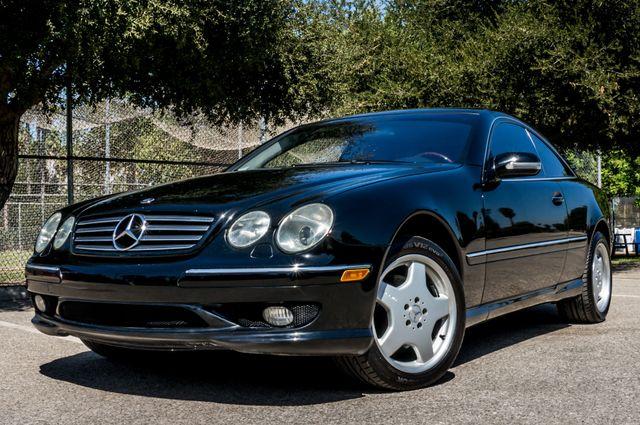 2002 Mercedes-Benz CL500 Reseda, CA 42