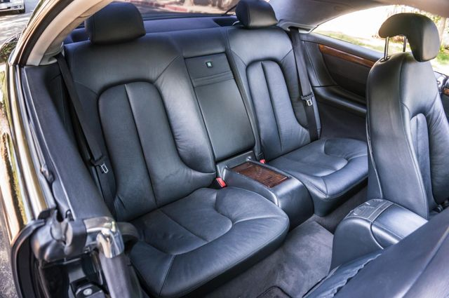 2002 Mercedes-Benz CL500 Reseda, CA 30