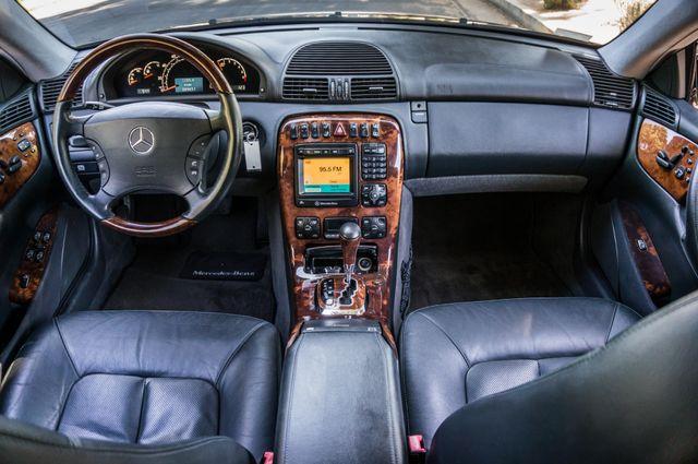 2002 Mercedes-Benz CL500 Reseda, CA 17