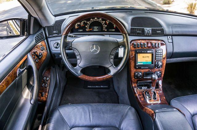2002 Mercedes-Benz CL500 Reseda, CA 18