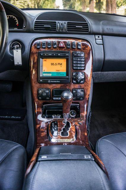 2002 Mercedes-Benz CL500 Reseda, CA 22
