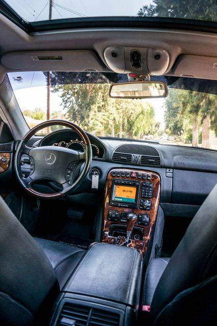 2002 Mercedes-Benz CL500 Reseda, CA 33