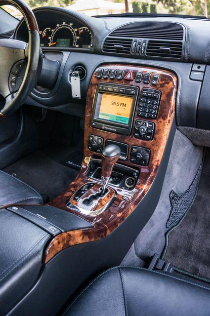 2002 Mercedes-Benz CL500 Reseda, CA 21