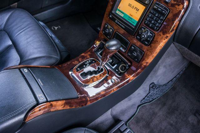 2002 Mercedes-Benz CL500 Reseda, CA 25