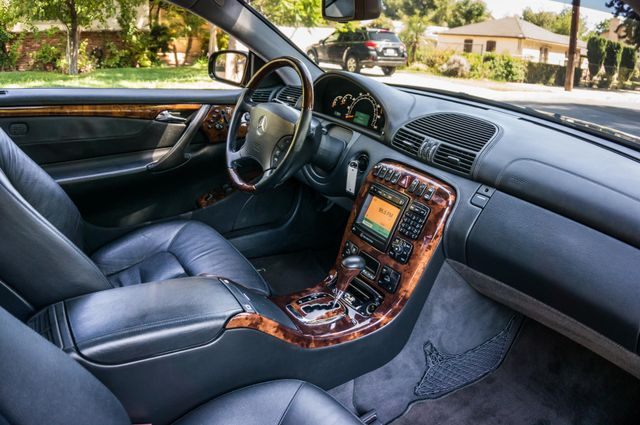 2002 Mercedes-Benz CL500 Reseda, CA 31