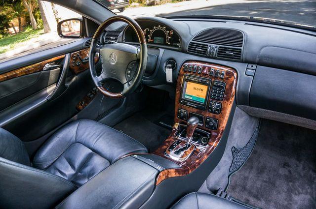 2002 Mercedes-Benz CL500 Reseda, CA 32