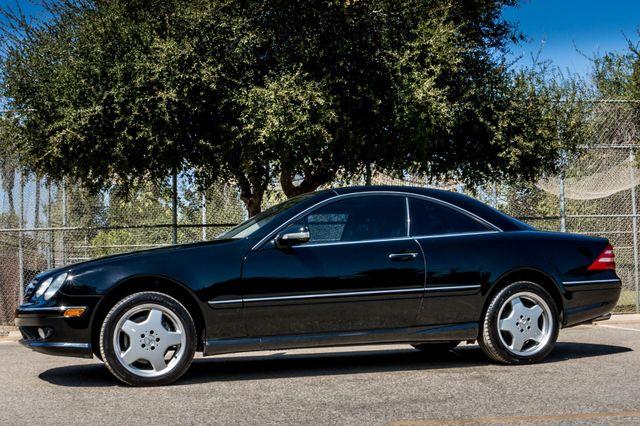 2002 Mercedes-Benz CL500 Reseda, CA 4