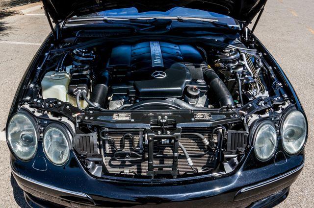 2002 Mercedes-Benz CL500 Reseda, CA 36