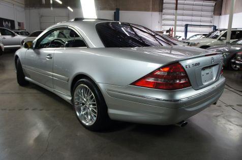2002 Mercedes-Benz CL500 Sport AMG | Tempe, AZ | ICONIC MOTORCARS, Inc. in Tempe, AZ