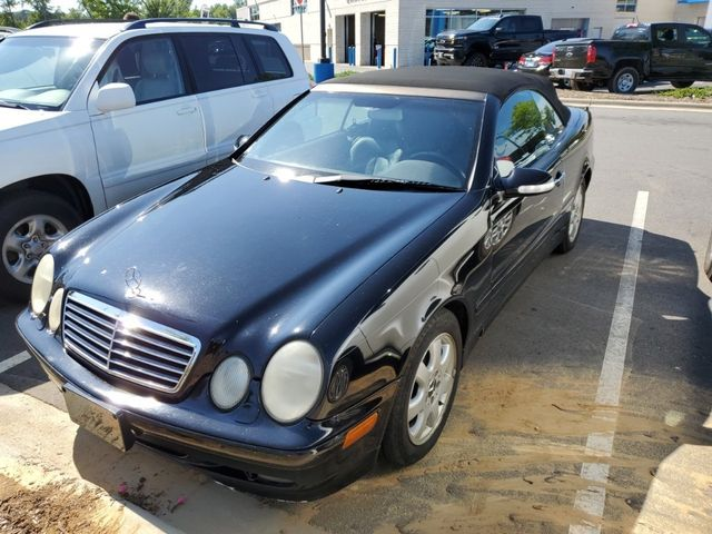 2002 Mercedes-Benz CLK320 CLK 320 in Kernersville, NC 27284