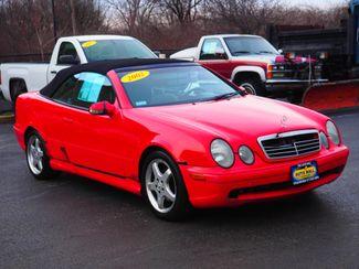 2002 Mercedes-Benz CLK430 CLK430 Cabriolet | Champaign, Illinois | The Auto Mall of Champaign in Champaign Illinois
