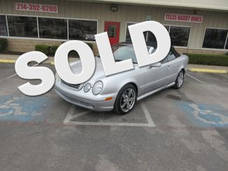 2002 Mercedes-Benz CLK430 Farmers Branch, TX