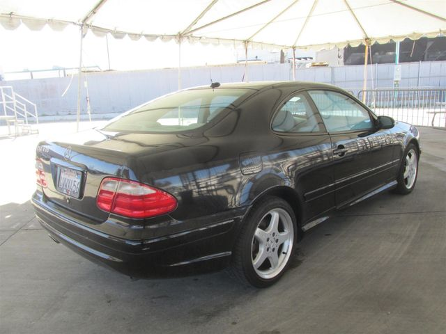2002 Mercedes-Benz CLK430 Gardena, California 2