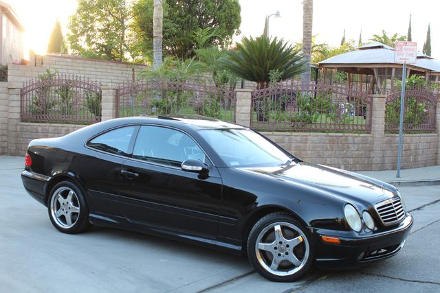 2002 Mercedes-Benz CLK55 AMG COUPE in Woodland Hills CA, 91367