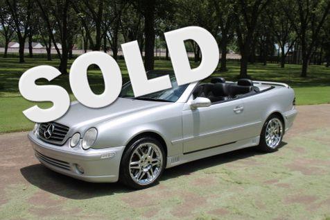 2002 Mercedes-Benz CLK55 55 AMG Convertible in Marion, Arkansas