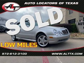 2002 Mercedes-Benz CLK55 AMG | Plano, TX | Consign My Vehicle in  TX