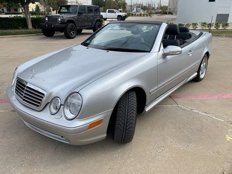 2002 Mercedes-Benz CLK55 AMG   Plano, TX   Consign My Vehicle in Plano, TX