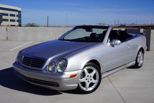 2002 Mercedes-Benz CLK55 AMG in Tempe, Arizona 85281