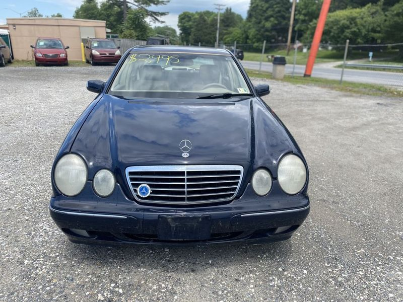 2002 Mercedes-Benz E320   city MD  South County Public Auto Auction  in Harwood, MD