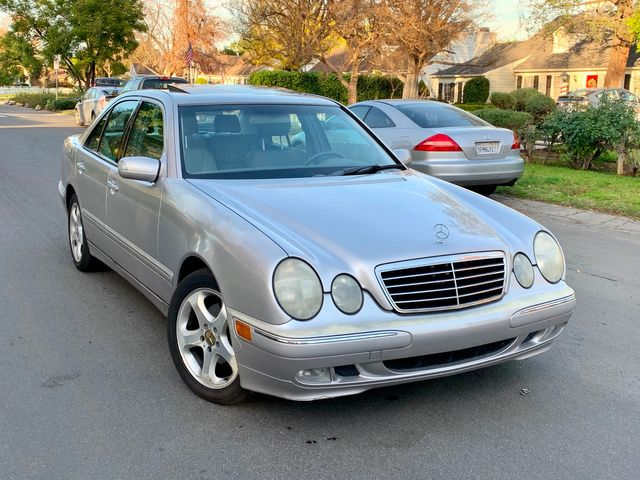 2002 Mercedes-Benz E320 62K MLS 1-OWNER 2-SETS OF KEYS SUNROOF SERVICE RECORDS in Van Nuys, CA 91406