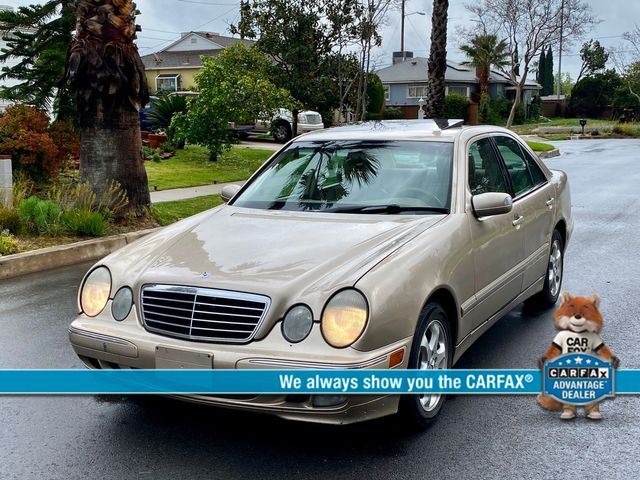 2002 Mercedes-Benz E320 SEDAN AUTOMATIC in Van Nuys, CA 91406