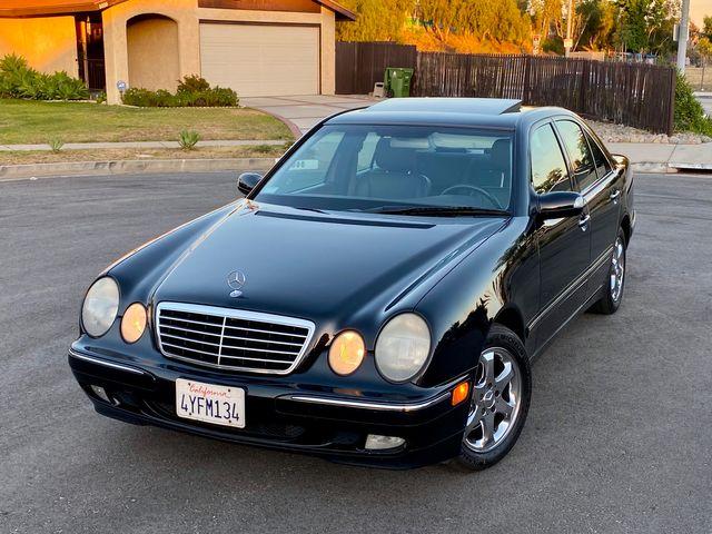 2002 Mercedes-Benz E320 SEDAN NEW TIRES XNLT COND. SERVICE RECORDS in Van Nuys, CA 91406
