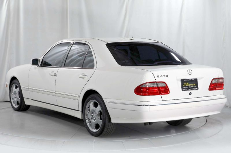 2002 Mercedes-Benz E430 - ONLY 56K miles - 1 owner  city California  MDK International  in Los Angeles, California