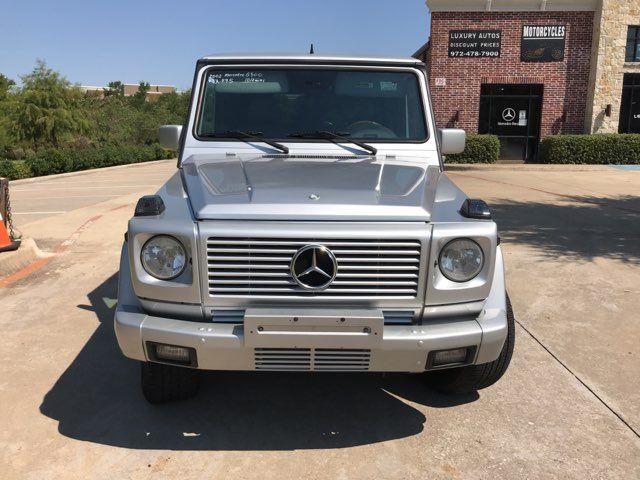 2002 Mercedes-Benz G Class G500 in Carrollton, TX 75006