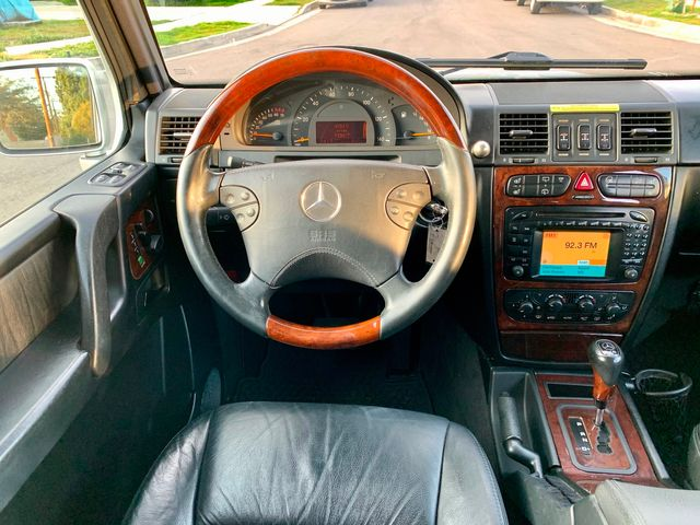 2002 Mercedes-Benz G500 NAVIGATION AUTOMATIC NEW TIRES SUNROOF SERVICE RECORDS in Van Nuys, CA 91406