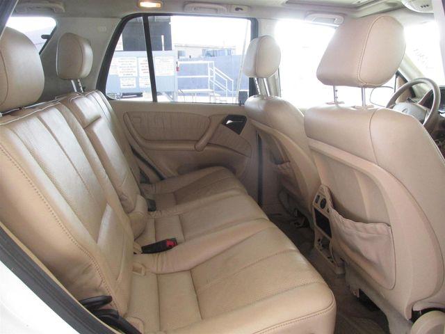 2002 Mercedes-Benz ML320 Gardena, California 12