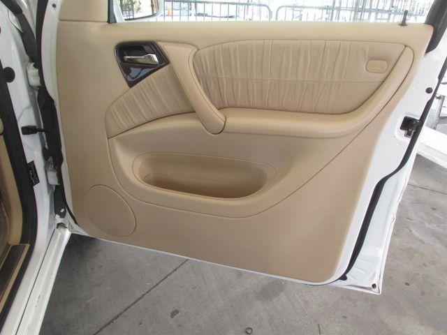 2002 Mercedes-Benz ML320 Gardena, California 13