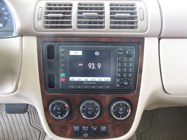 2002 Mercedes-Benz ML320 Gardena, California 6