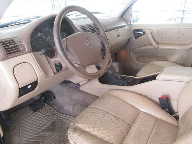2002 Mercedes-Benz ML320 Gardena, California 4