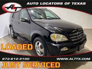 2002 Mercedes-Benz ML500 ML500 | Plano, TX | Consign My Vehicle in  TX