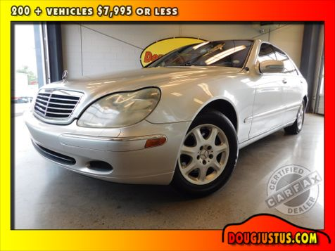 2002 Mercedes-Benz S430 4.3L in Airport Motor Mile ( Metro Knoxville ), TN