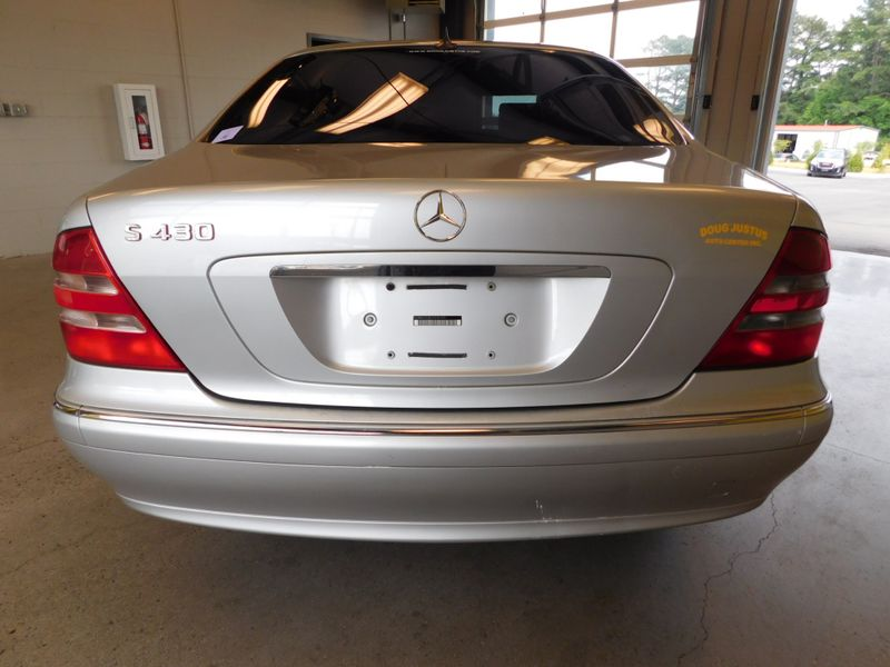 2002 Mercedes-Benz S430 43L  city TN  Doug Justus Auto Center Inc  in Airport Motor Mile ( Metro Knoxville ), TN