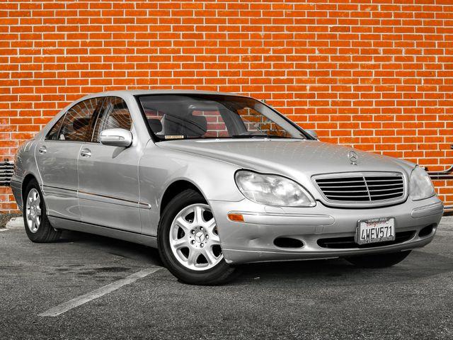 2002 Mercedes-Benz S430 4.3L Burbank, CA 1