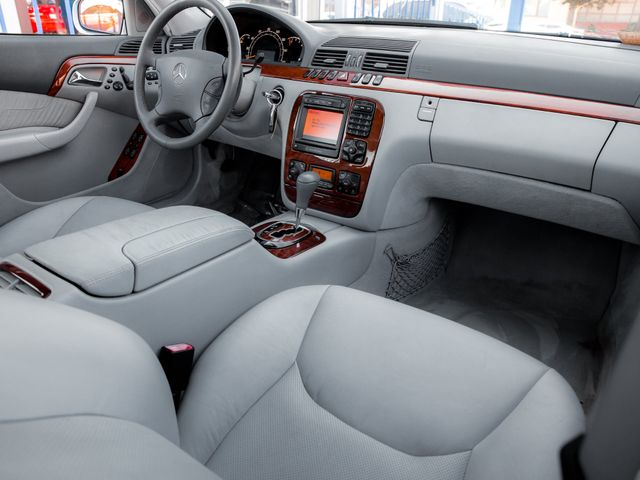 2002 Mercedes-Benz S430 4.3L Burbank, CA 10