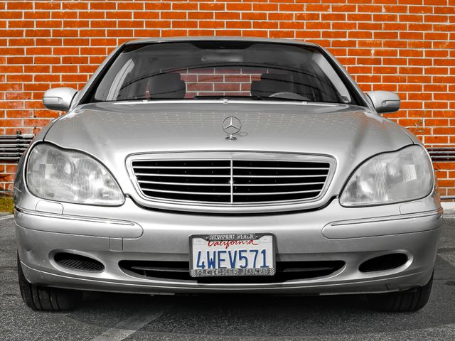2002 Mercedes-Benz S430 4.3L Burbank, CA 2