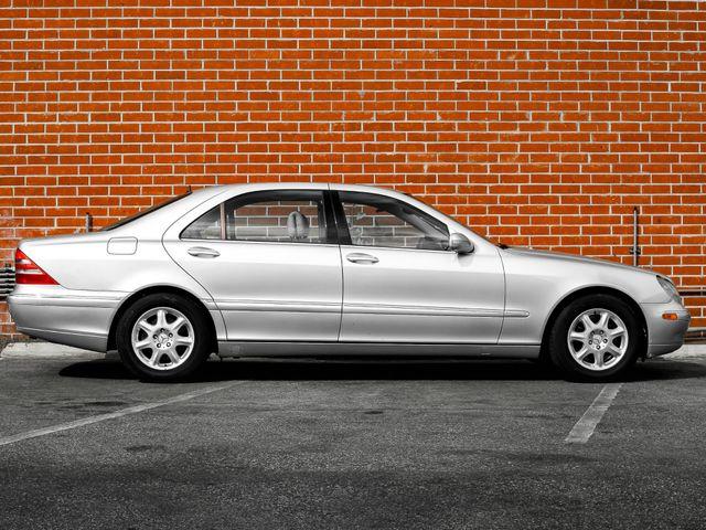 2002 Mercedes-Benz S430 4.3L Burbank, CA 4