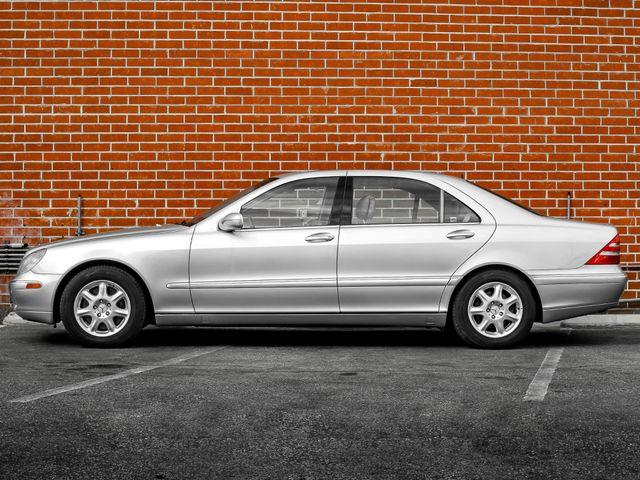 2002 Mercedes-Benz S430 4.3L Burbank, CA 5