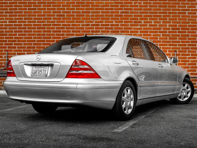 2002 Mercedes-Benz S430 4.3L Burbank, CA 6