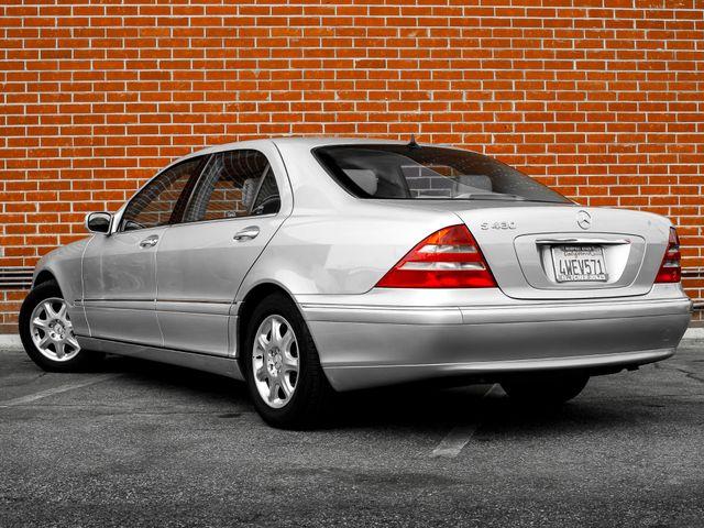 2002 Mercedes-Benz S430 4.3L Burbank, CA 7