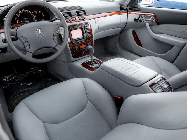 2002 Mercedes-Benz S430 4.3L Burbank, CA 8