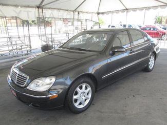 2002 Mercedes-Benz S430 4.3L Gardena, California