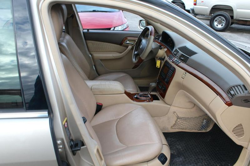 2002 Mercedes-Benz S430 43L  city MD  South County Public Auto Auction  in Harwood, MD