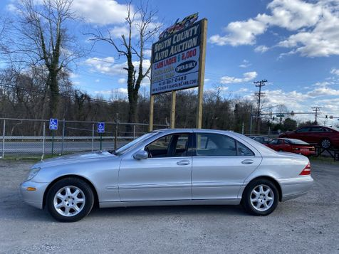 2002 Mercedes-Benz S430 4.3L in Harwood, MD