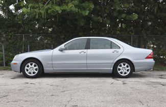 2002 Mercedes-Benz S430 4.3L Hollywood, Florida 9