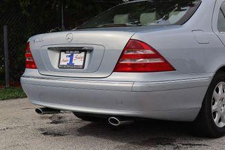 2002 Mercedes-Benz S430 4.3L Hollywood, Florida 51